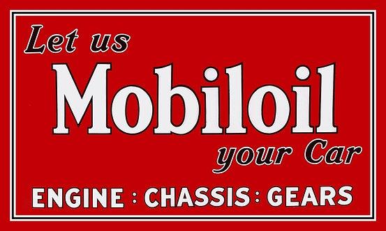 Let us Mobiloil your car