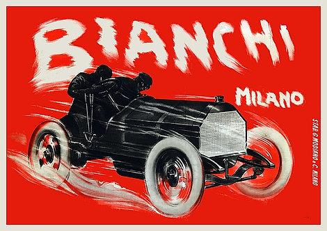 Bianchi Milano Sign