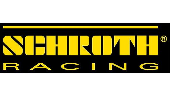 Schroth Racing sign