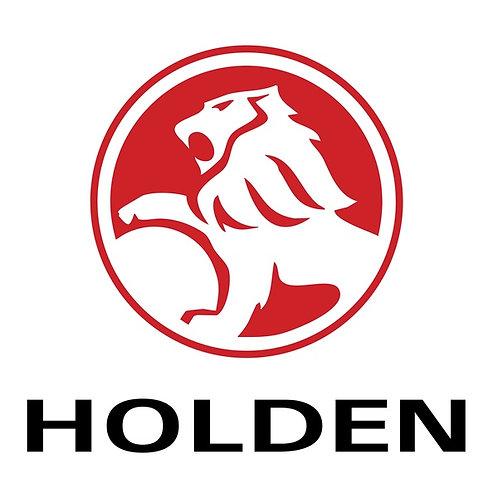 Holden Red Lion Sticker