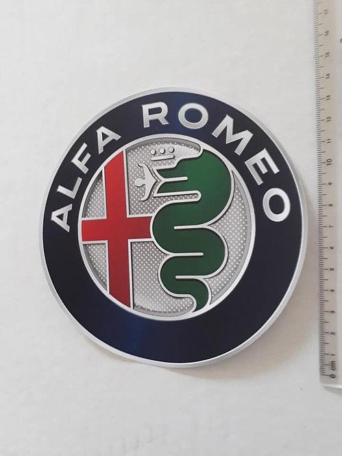Alfa Romeo Current Badge Sticker