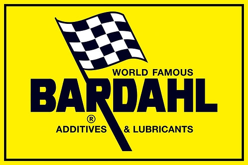 Bardahl - World Famous Additives & Lubricants sign