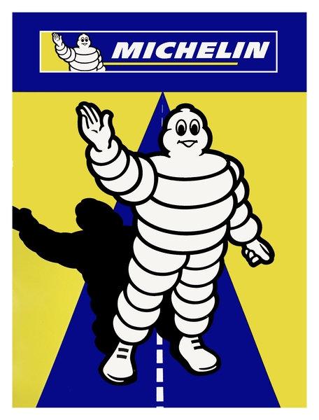 Michelin advert