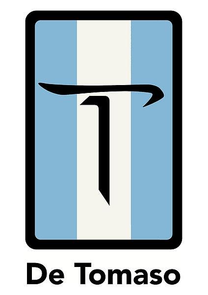 De Tomaso A3 Sign