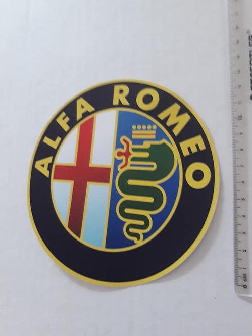 Alfa Romeo 1972-2015 Badge Sticker