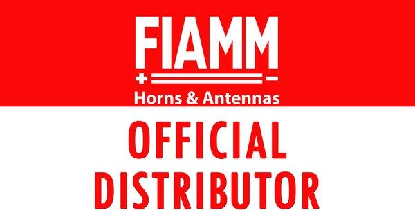 FIAMM Horns & Antennas sign
