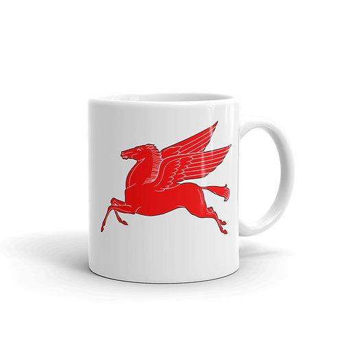 Mobil Pegasus Coffee Mug