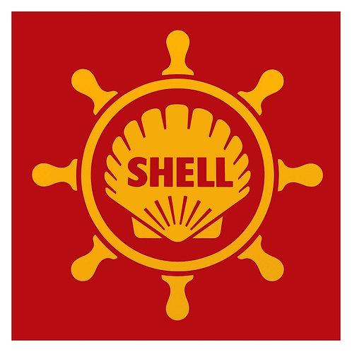 Shell Ship's Helm