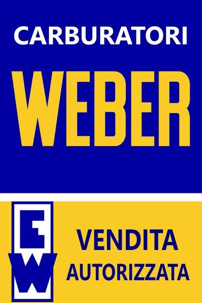 Weber Carburatori sign
