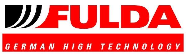 Fulda - German High Technology metal sign