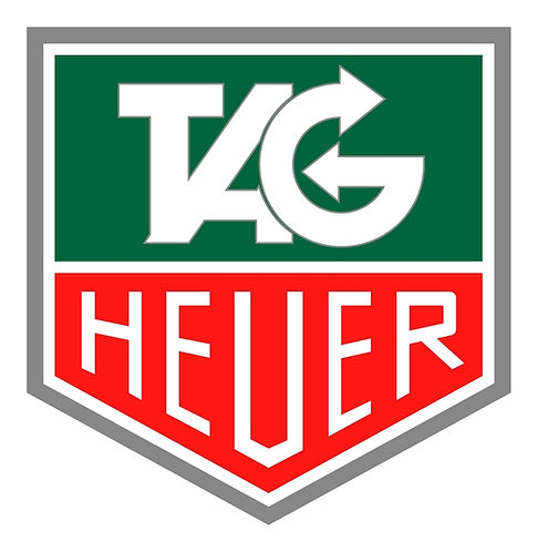 Tag Heuer sign