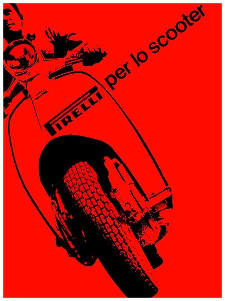 Pirelli per lo scooter A3 Sign