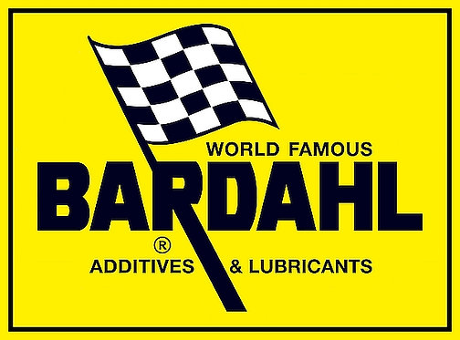 Bardahl - World Famous Additives & Lubricants metal sign