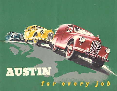 Austin… for every job