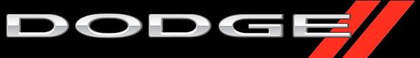 Dodge metal sign