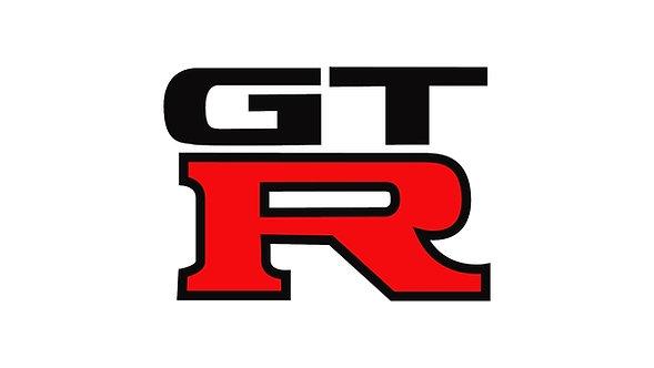 Nissan GTR badge