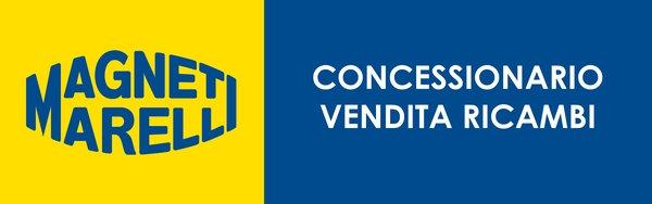 Magneti Marelli Concessionario Vendita Ricambi sign