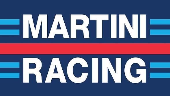 Martini Racing sign
