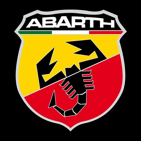Abarth Badge Sticker
