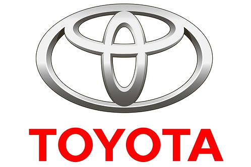 Toyota sign