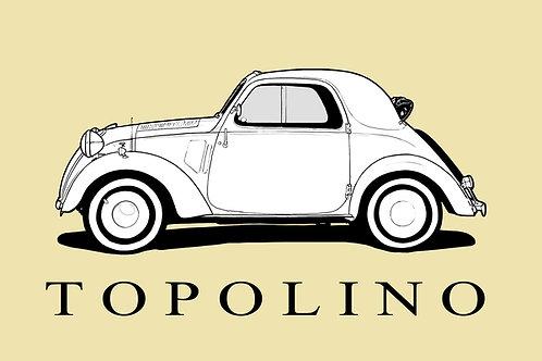 Topolino sign