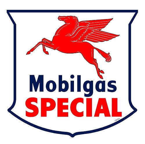 Mobilgas Special sign