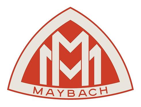 Maybach badge
