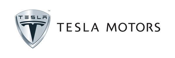 Tesla Motors sign