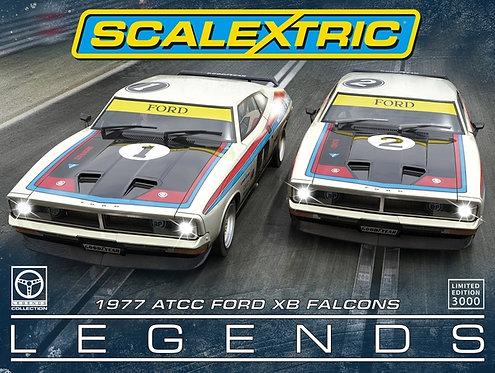 ScaleXtric Legends
