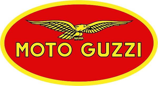 Moto Guzzi 400mm Oval