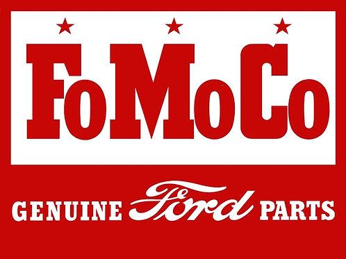 FoMoCo Genuine Ford Parts A3 Sign