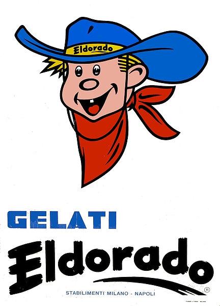 "Gelati Eldorado, sponsor of Stirling Moss 1958 ""Monzapolis"" Maserati"