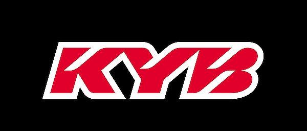 KYB metal sign