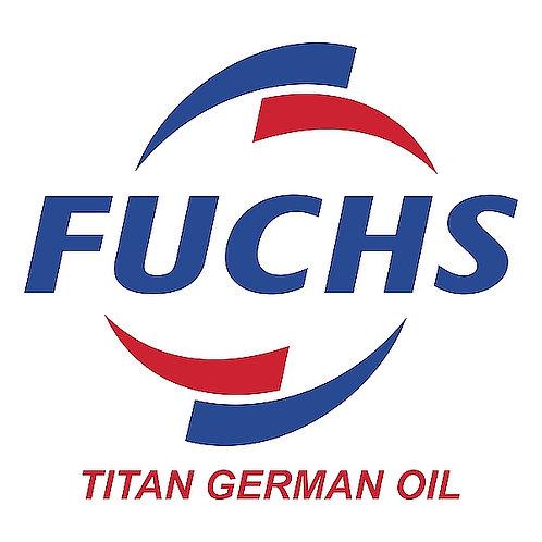 Fuchs - Titan German Oil metal sign
