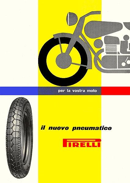 Pirelli il nuovo pneumatico A3 Sign