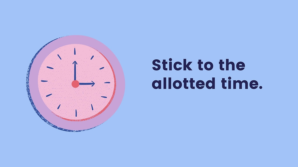 How to set up the best time for e-learning always give the best result.