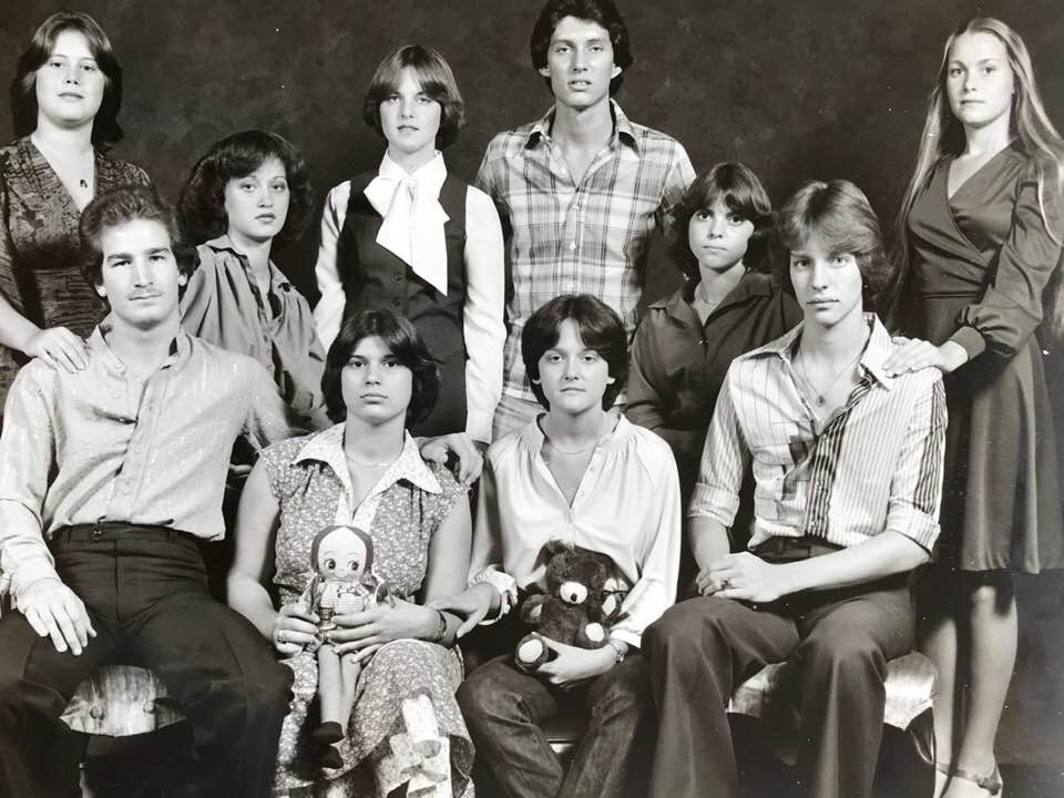 Totem Staff 1979