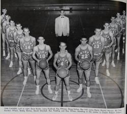 Basketball Team 1960s