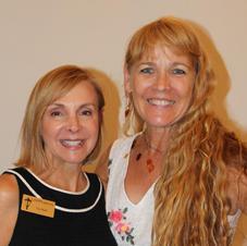 Lisa Wolf & Laura Maddalon