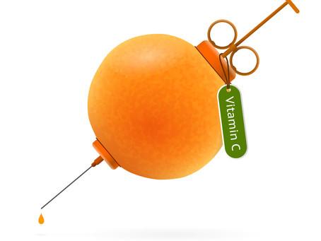 Vitamin C helps fatigue
