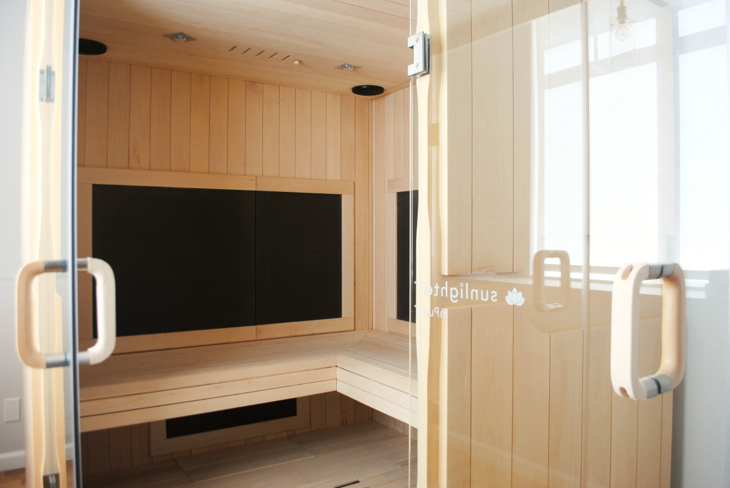 Optimize your health with a visit to our Infrared Sauna