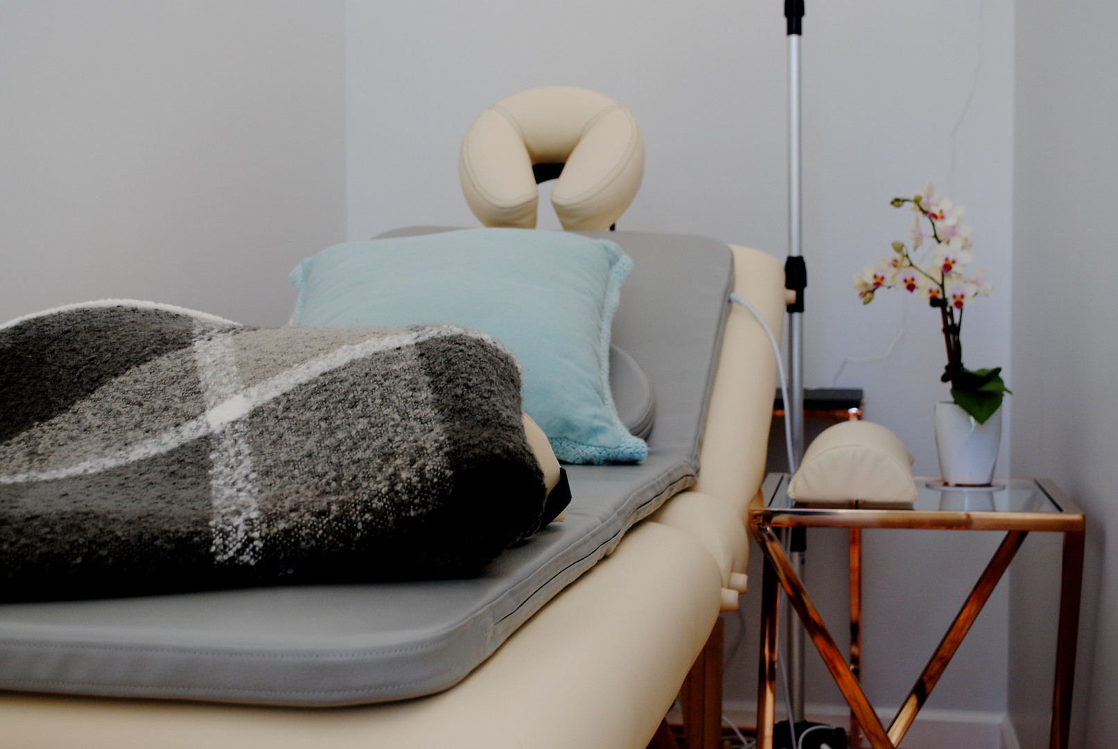 Private IV Therapy Rooms