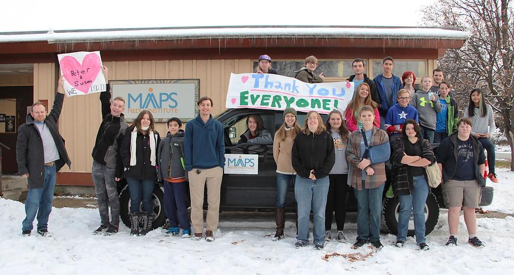 MAPS Group shot