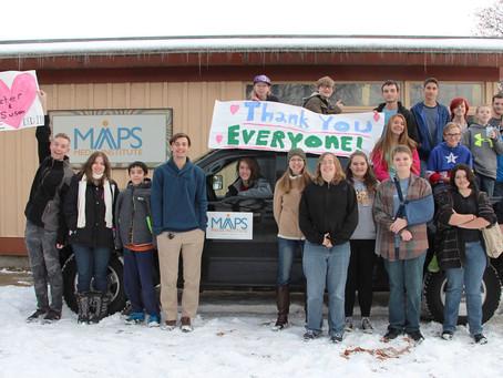 MAPS receives prestigious national award