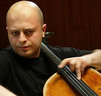 Alexander Chaushian (Cello)