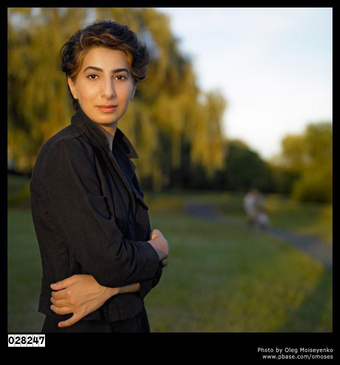 Mariam Nazarian (Piano)