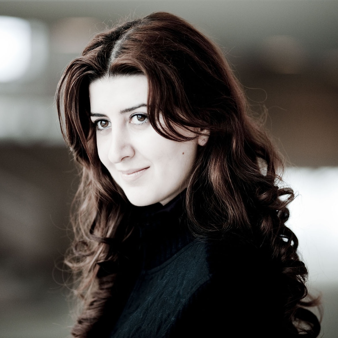 Nareh Arghamanyan (Piano)