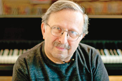 Sahan Arzruni (Piano. Composer)