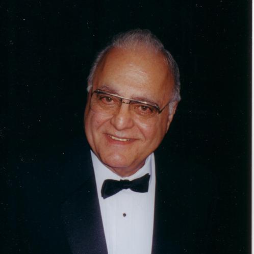 Berj Zamkochian (Organist)