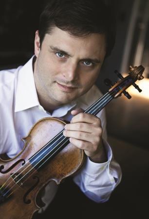 Ara Gregorian (Violin)